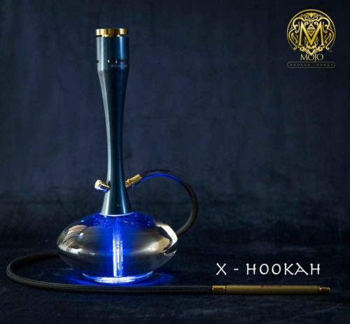 X Hookah Modern Edition